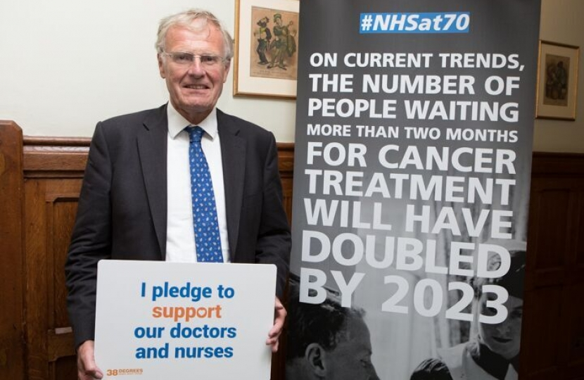 Chris Chope - Supporting NHS