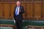 Sir Chris Chope asks the question in the HoC